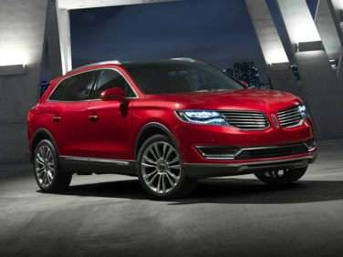 Research the 2018 Lincoln MKX