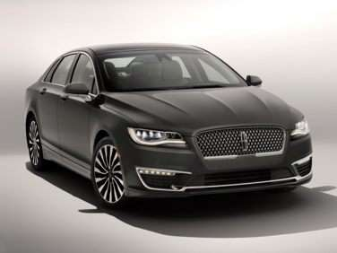 Research the 2018 Lincoln MKZ