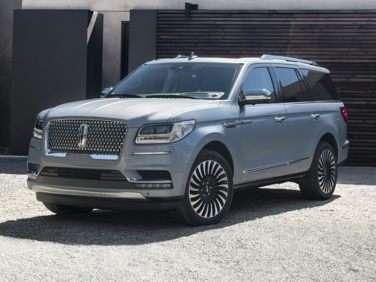 Research the 2018 Lincoln Navigator