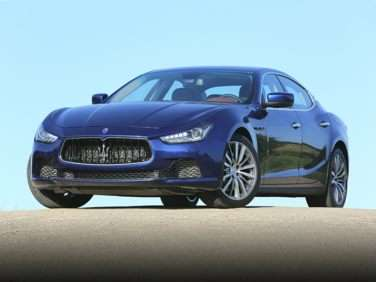 Research the 2018 Maserati Ghibli