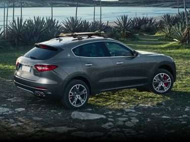 Research the 2018 Maserati Levante