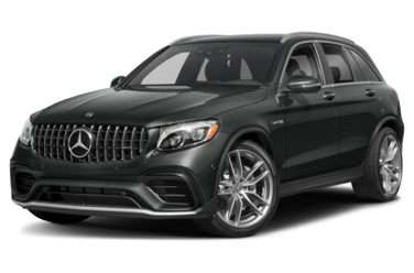 Research the 2018 Mercedes-Benz AMG GLC 63