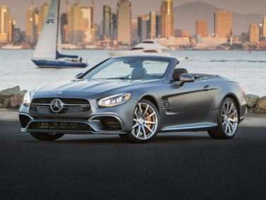 Research the 2018 Mercedes-Benz AMG SL 65
