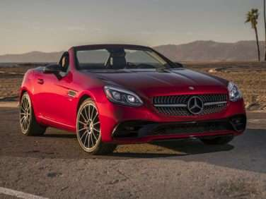 Research the 2018 Mercedes-Benz AMG SLC 43