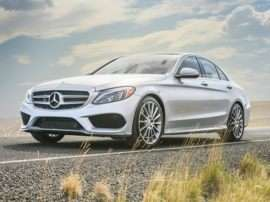 2018 Mercedes-Benz C-Class C 300 RWD Sedan