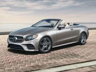 Research the 2018 Mercedes-Benz E-Class