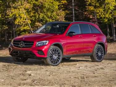 Research the 2018 Mercedes-Benz GLC 300