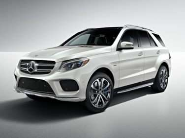 Research the 2018 Mercedes-Benz GLE 550e Plug-In Hybrid