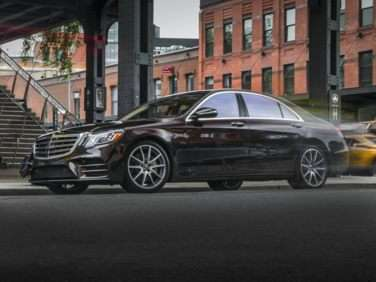 Research the 2018 Mercedes-Benz S-Class