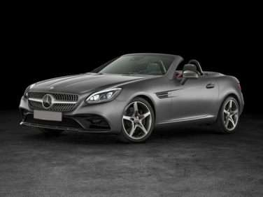 Research the 2018 Mercedes-Benz SLC 300
