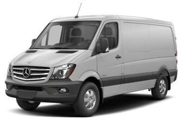 Research the 2018 Mercedes-Benz Sprinter 2500