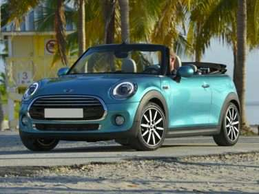 Research the 2018 MINI Convertible