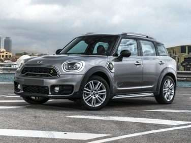 Research the 2018 MINI E Countryman