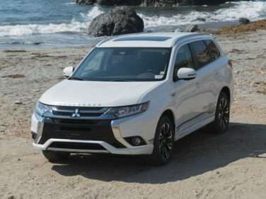 Research the 2018 Mitsubishi Outlander PHEV