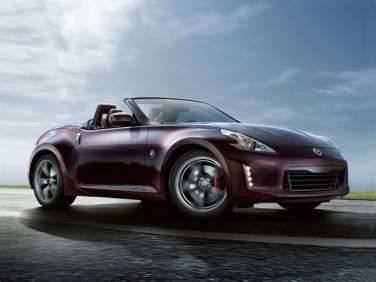 Research the 2018 Nissan 370Z