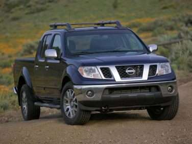 Research the 2018 Nissan Frontier