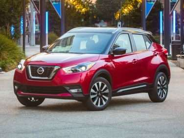 Research the 2018 Nissan Kicks