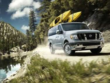 Research the 2018 Nissan NV Passenger NV3500 HD