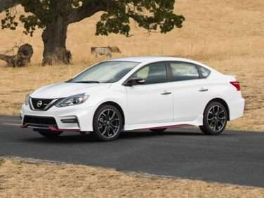 Research the 2018 Nissan Sentra