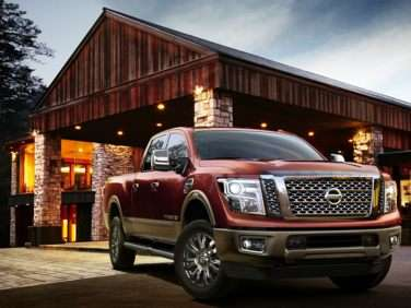 Research the 2018 Nissan Titan XD