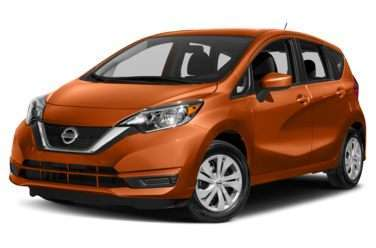 Research the 2018 Nissan Versa Note