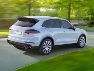 Research the 2018 Porsche Cayenne E-Hybrid