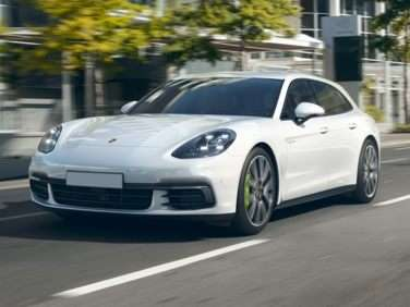 Research the 2018 Porsche Panamera E-Hybrid Sport Turismo