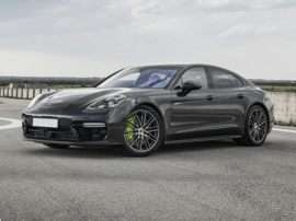 2018 Porsche Panamera e-Hybrid Turbo S Executive