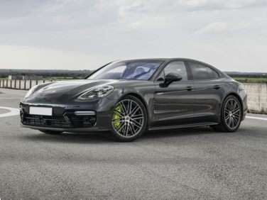 Research the 2018 Porsche Panamera E-Hybrid