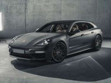 Research the 2018 Porsche Panamera Sport Turismo