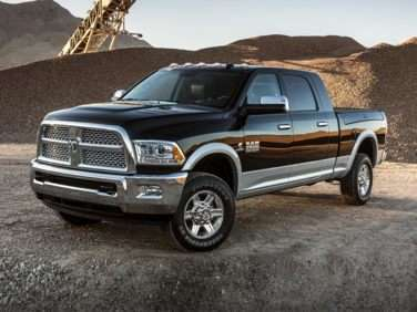Research the 2018 RAM 2500