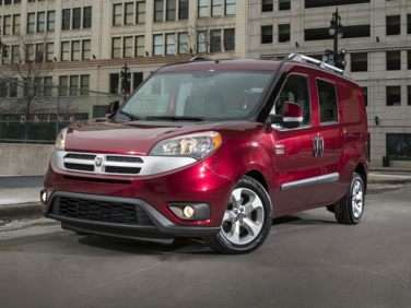Research the 2018 RAM ProMaster City