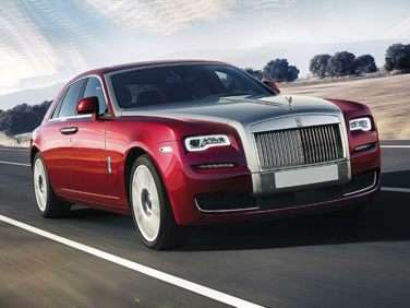 Research the 2018 Rolls-Royce Ghost
