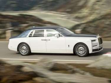 Research the 2018 Rolls-Royce Phantom