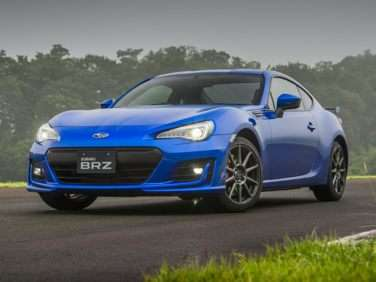 Research the 2018 Subaru BRZ