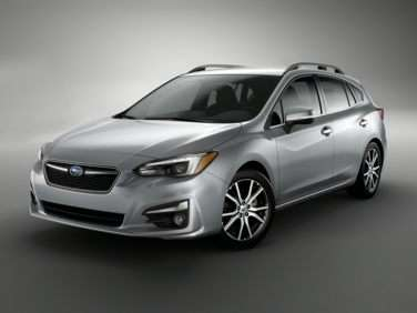 Research the 2018 Subaru Impreza