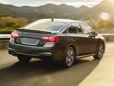 Research the 2018 Subaru Legacy
