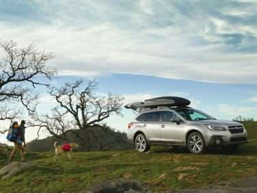 Research the 2018 Subaru Outback