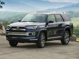 2018 Toyota 4Runner Limited 4x4
