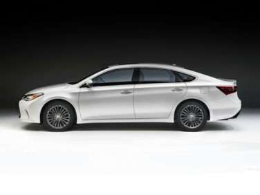 Research the 2018 Toyota Avalon
