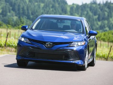 Research the 2018 Toyota Camry