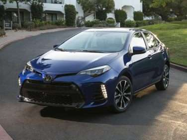 Research The 2018 Toyota Corolla