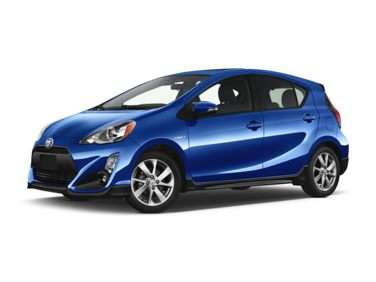 Research the 2018 Toyota Prius c