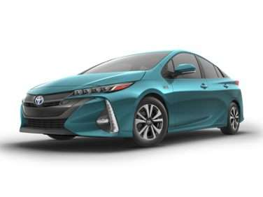 Research the 2018 Toyota Prius Prime