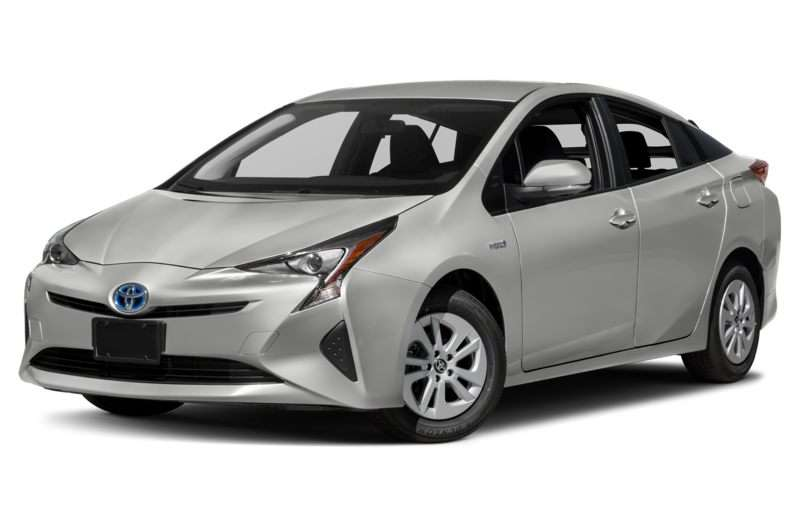 Research the 2018 Toyota Prius