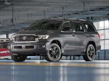 Research the 2018 Toyota Sequoia