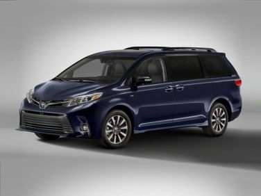 Research The 2018 Toyota Sienna