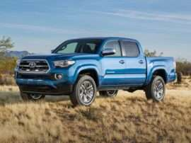 2018 Toyota Tacoma TRD Off Road (M6) 4x4 Double Cab Short Box