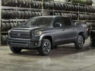 Research the 2018 Toyota Tundra