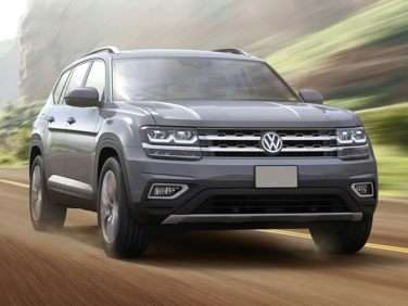 Research the 2018 Volkswagen Atlas